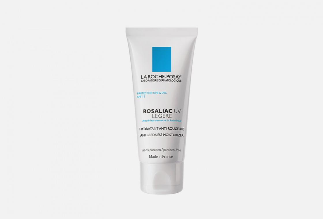 Увлажняющая эмульсия для кожи, склонной к покраснениям SPF15 La Roche-Posay ROSALIAC UV Legere