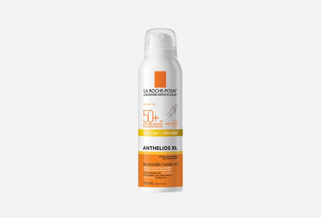 Спрей-вуаль для лица и тела SPF50+ La Roche-Posay Anthelios XL