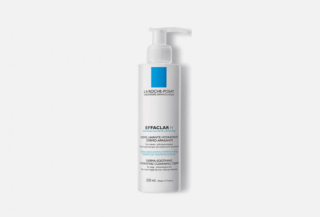 Очищающий крем-гель для проблемной кожи La Roche-Posay EFFACLAR H