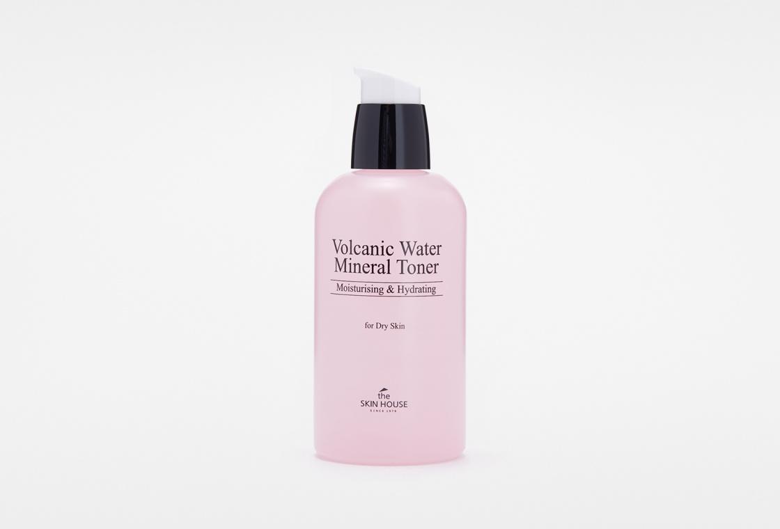 Тонер с минеральной вулканической водой The Skin House VOLCANIC WATER MINERAL TONER