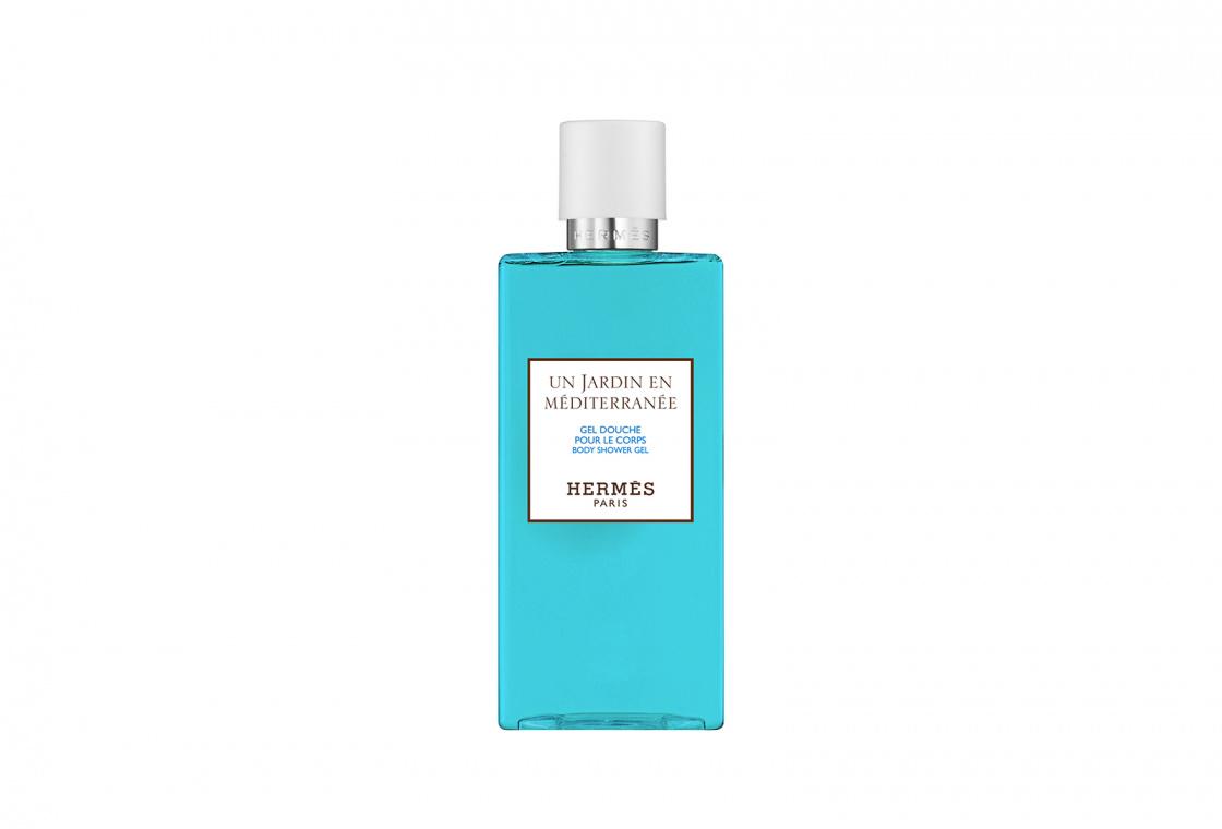 Парфюмированный гель для душа и ванны HERMÈS Un Jardin en Méditerranée