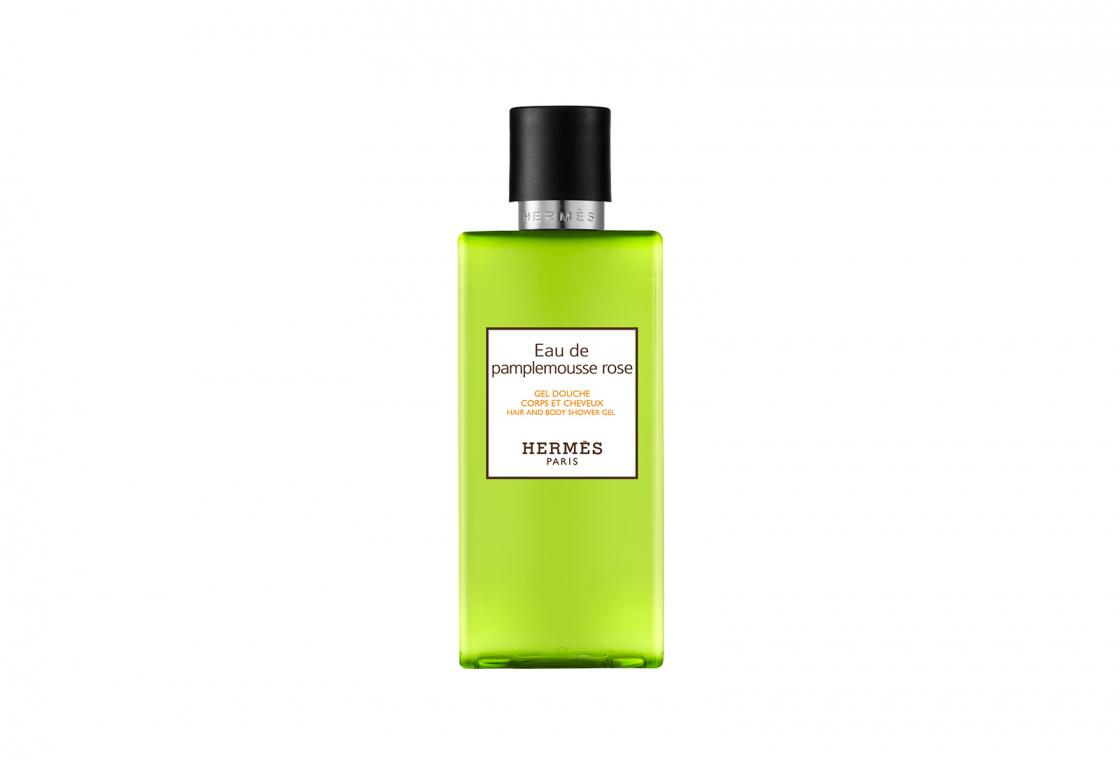 Шампунь для тела и волос HERMÈS Eau de pamplemousse rose