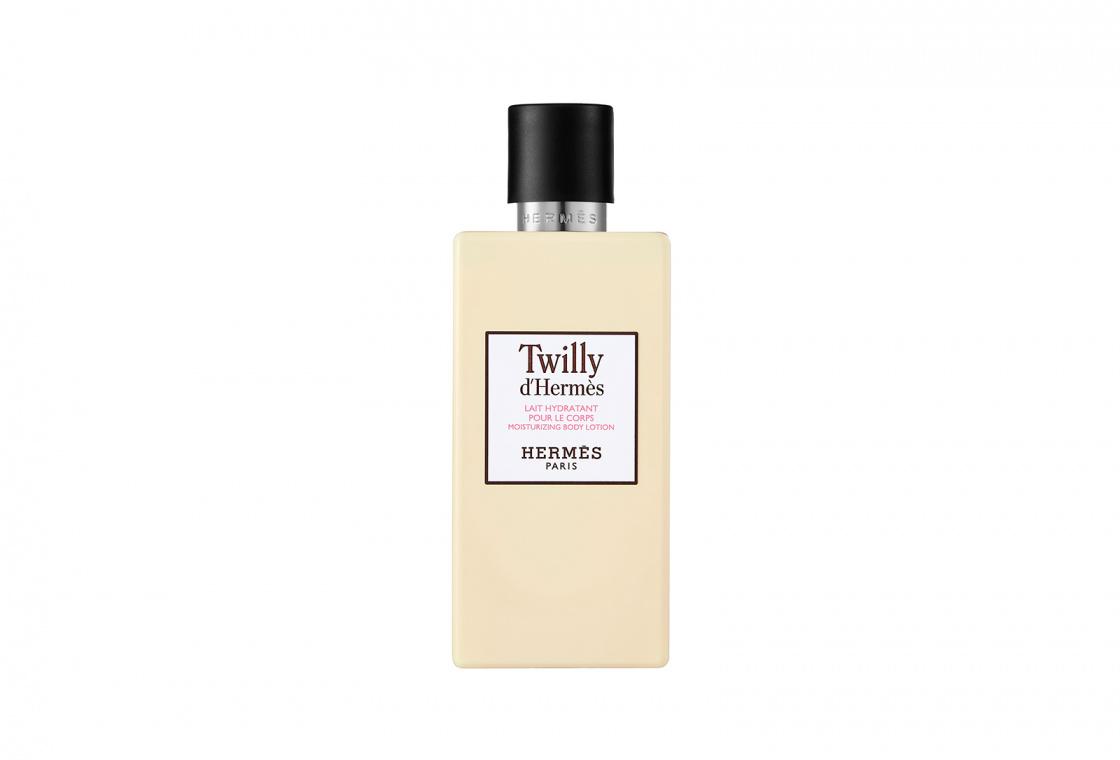 Парфюмированное молочко для тела HERMÈS Twilly d'Hermès