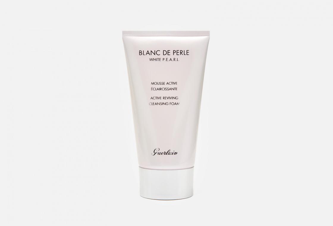 Очищающая пенка Guerlain Blanc De Perle