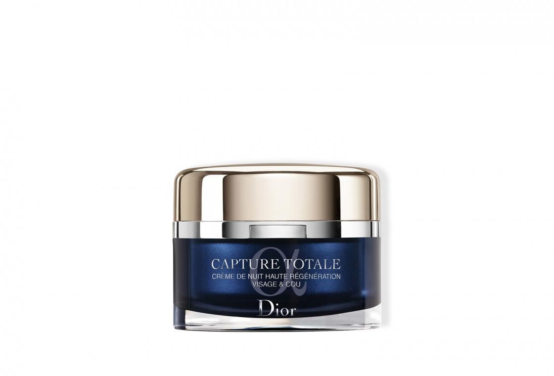Интенсивный восстанавливающий ночной крем Dior Capture Totale