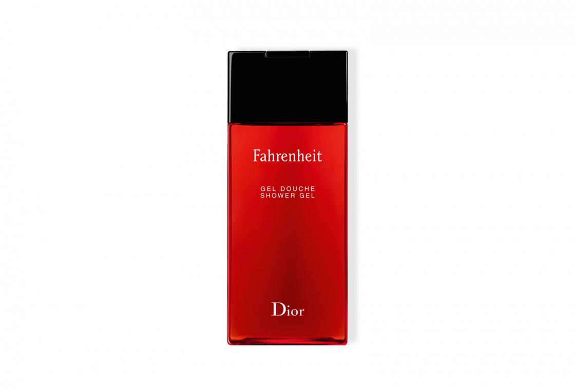Парфюмированный Гель для душа Dior Fahrenheit