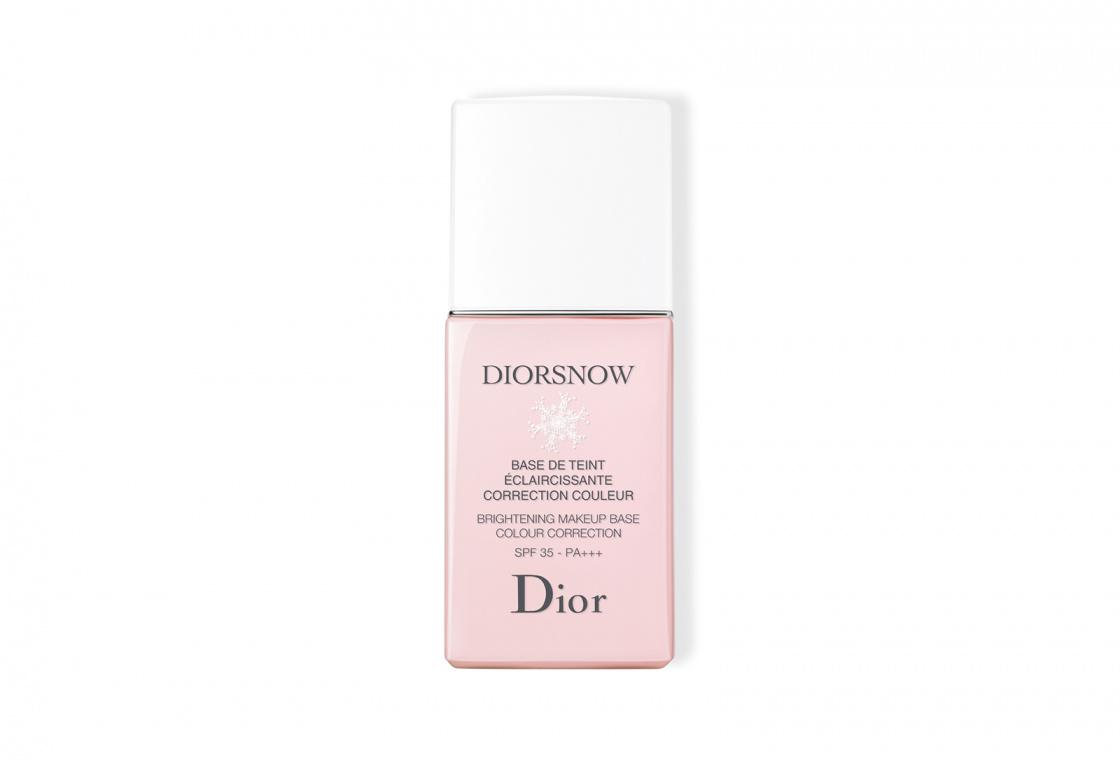Корректирующая база под макияж Dior Diorsnow