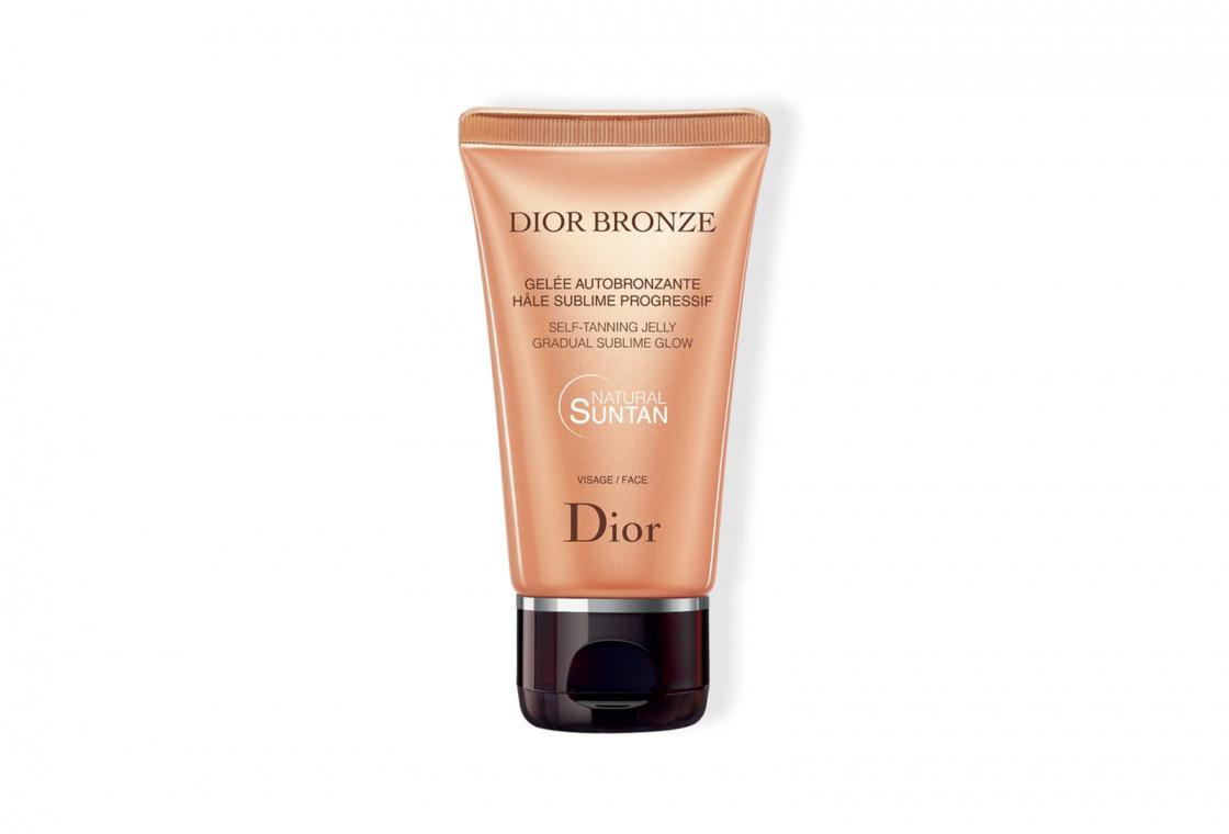 Автозагар с текстурой желе для лица Dior Dior Bronze