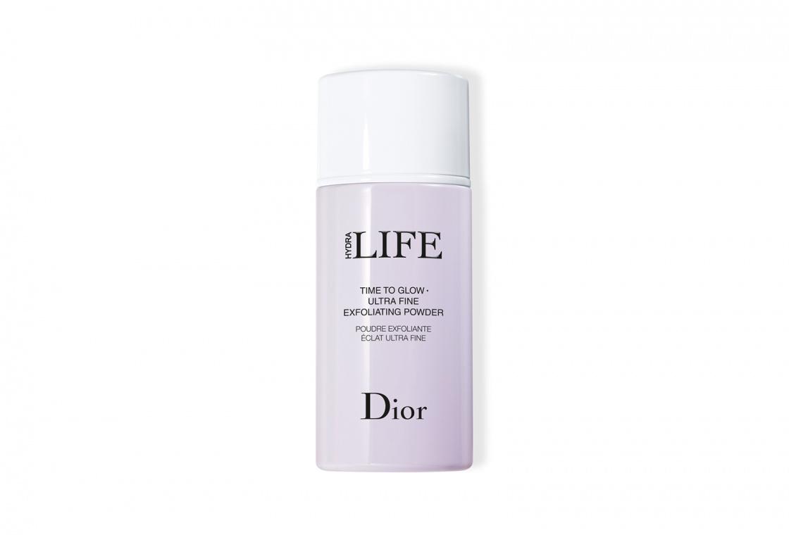 Пудра-эксфолиант Dior Hydra Life