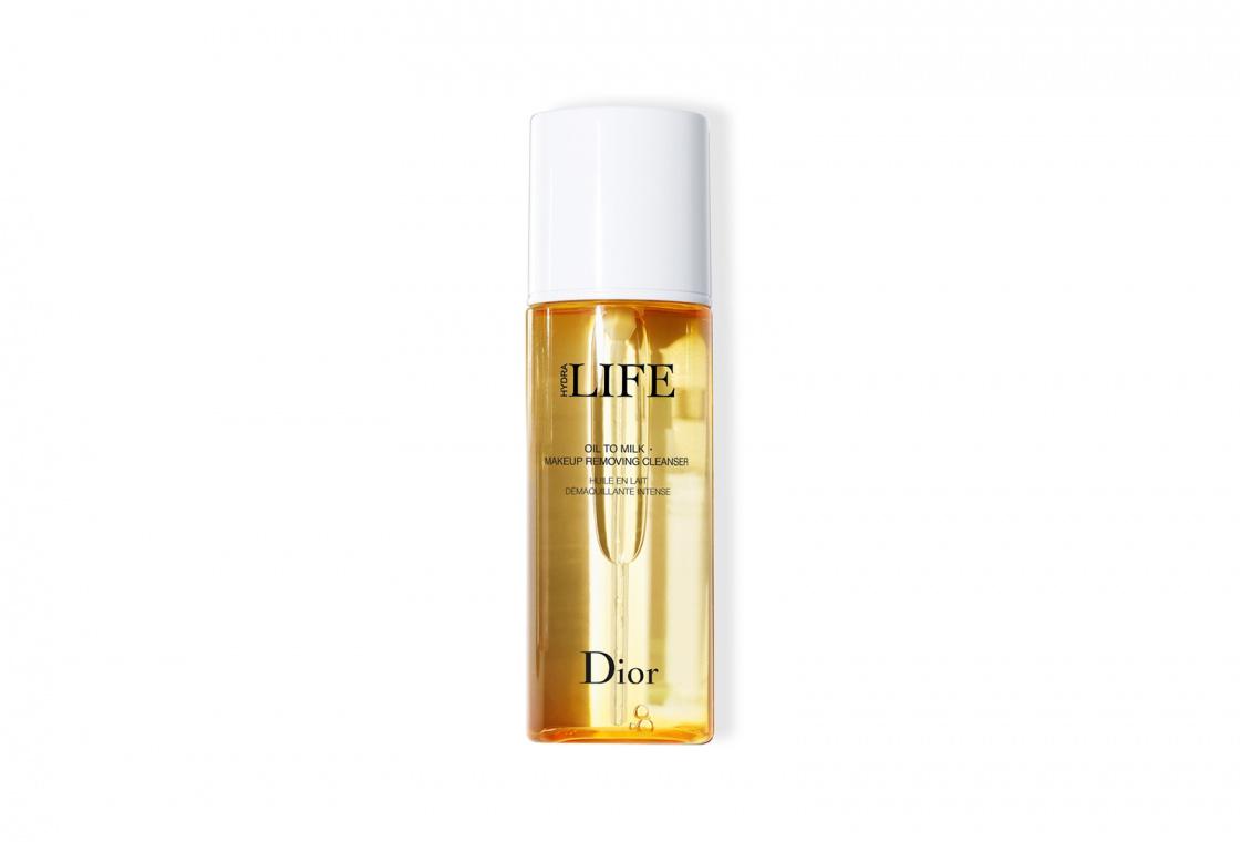 Очищающее Молочко-масло Dior Hydra Life