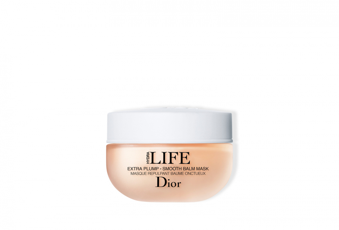 Питательная маска Dior Hydra Life Extra Plump