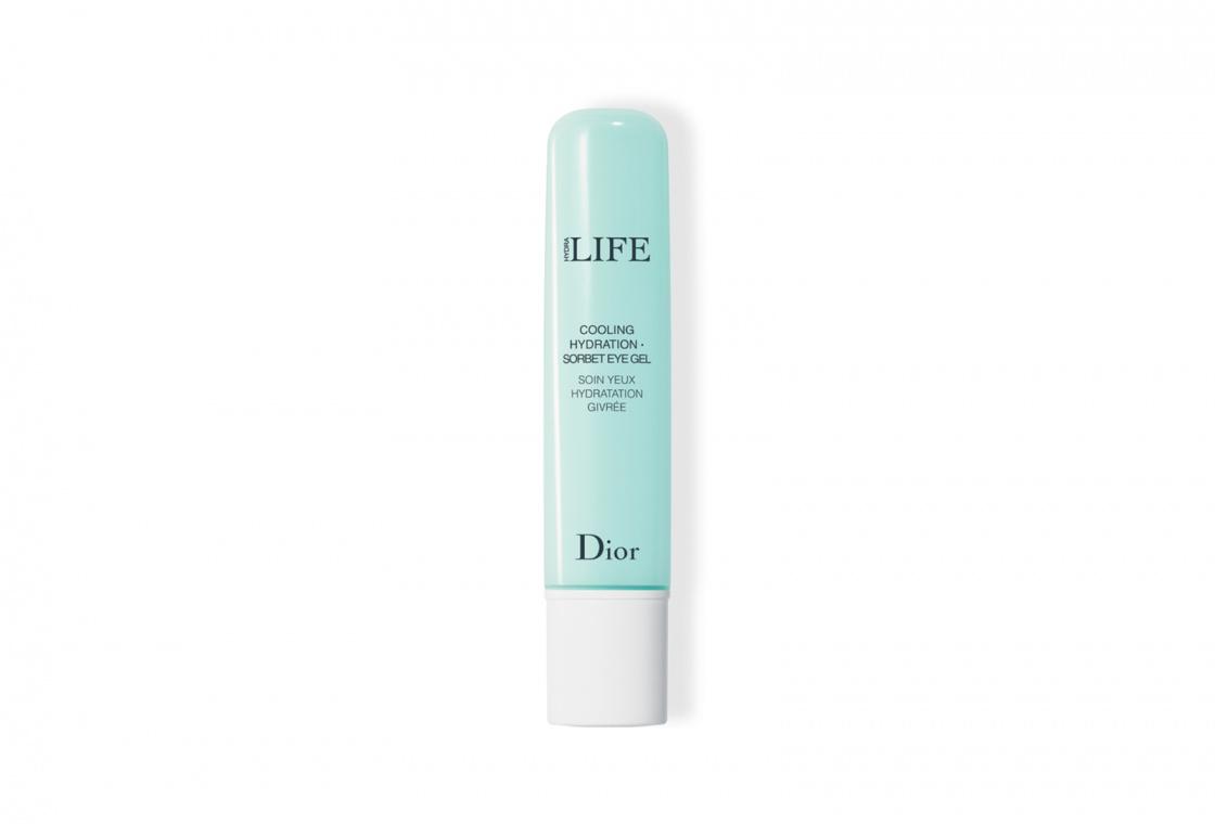 Освежающий Гель-Сорбе для контура глаз Dior Hydra Life