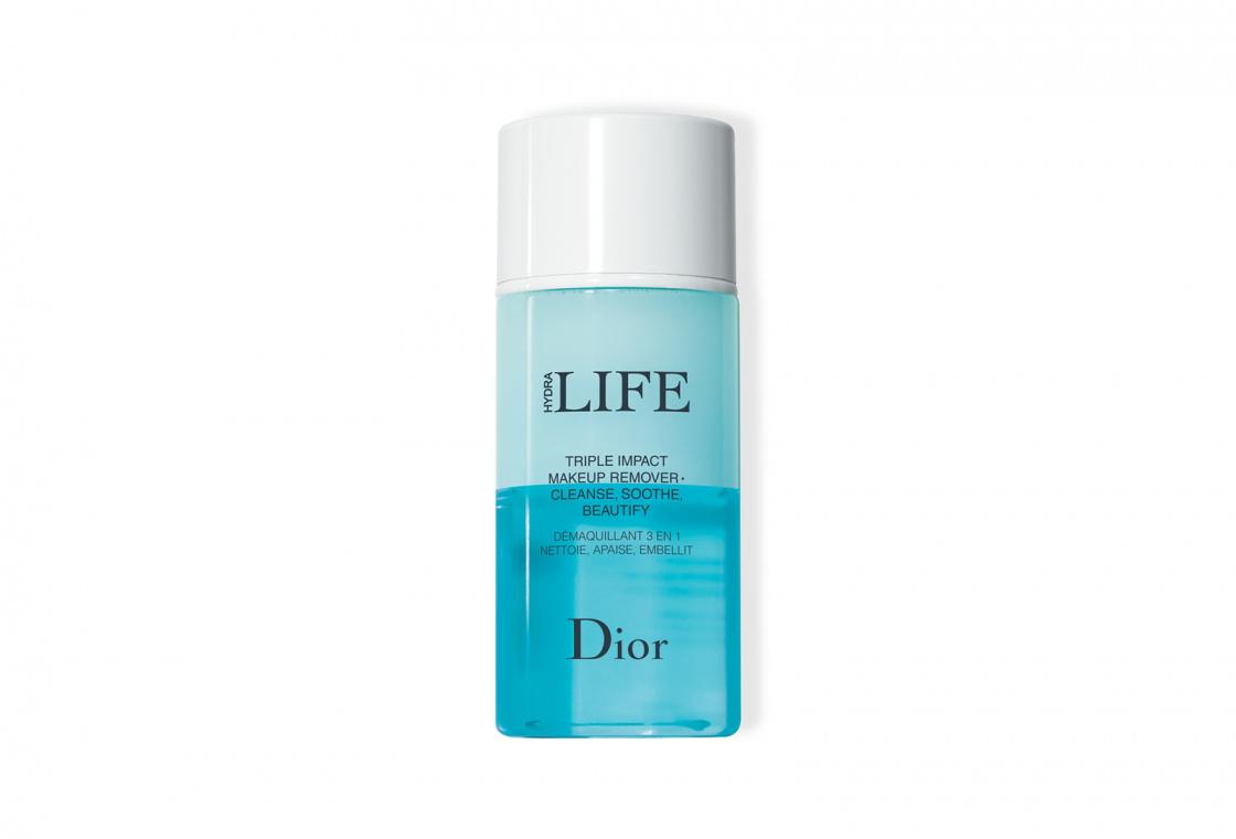 Средство для снятия макияжа 3в1 Dior Hydra Life