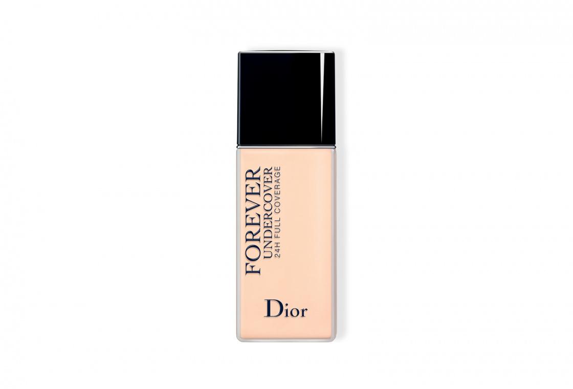 Тональная основа с плотным покрытием Dior Diorskin Forever Undercover
