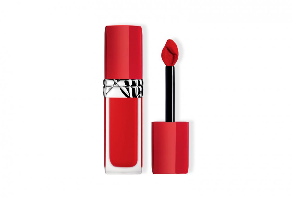 Жидкая губная помада Dior Rouge Dior Ultra Care Liquid