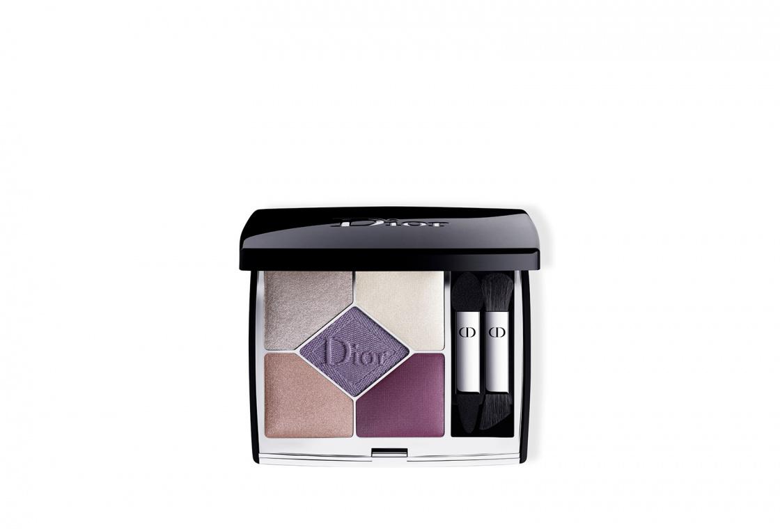 Пятицветные Тени для век Dior 5 Couleurs Couture