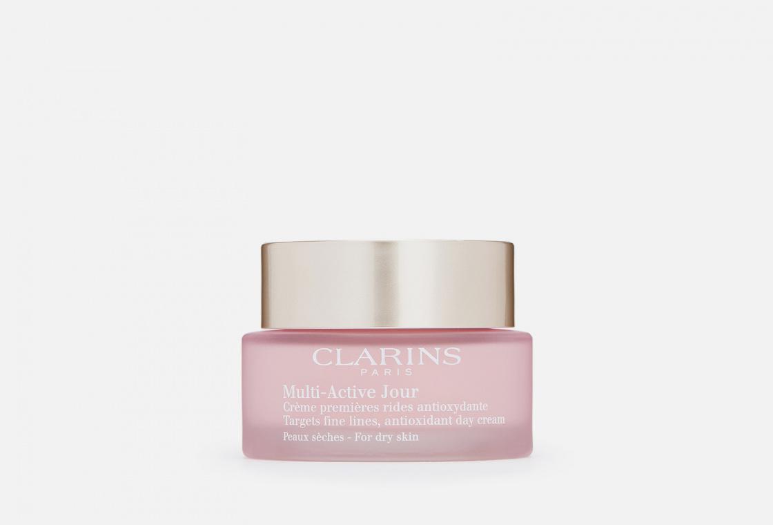 Дневной крем для сухой кожи Clarins Multi-Active