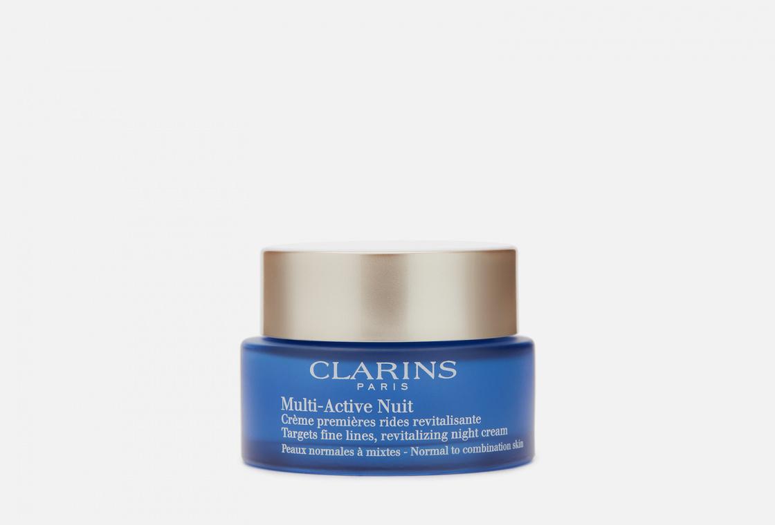 Ночной крем для нормальной и комбинированной кожи Clarins Multi-Active