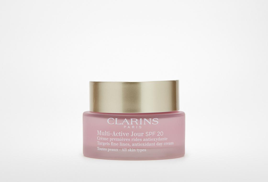 Дневной крем для всех типов кожи SPF20 Clarins Multi-Active