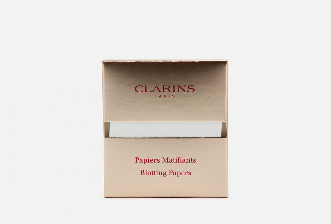Матирующие салфетки 2*70 шт. Clarins Papiers Matifiants