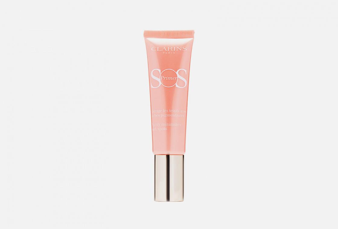 База под макияж, корректирующая пигментацию Clarins SOS Primer 03
