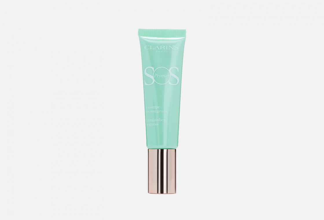 База под макияж, корректирующая покраснения Clarins SOS Primer 04