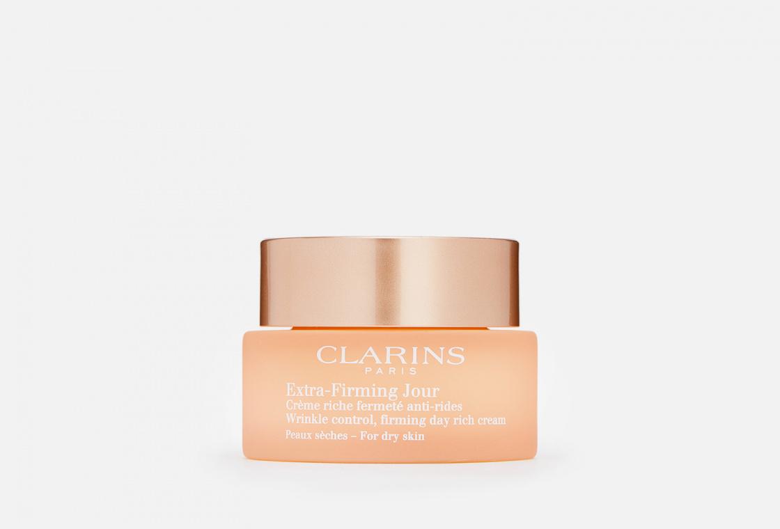 Регенерирующий дневной крем против морщин для сухой кожи Clarins Extra-Firming