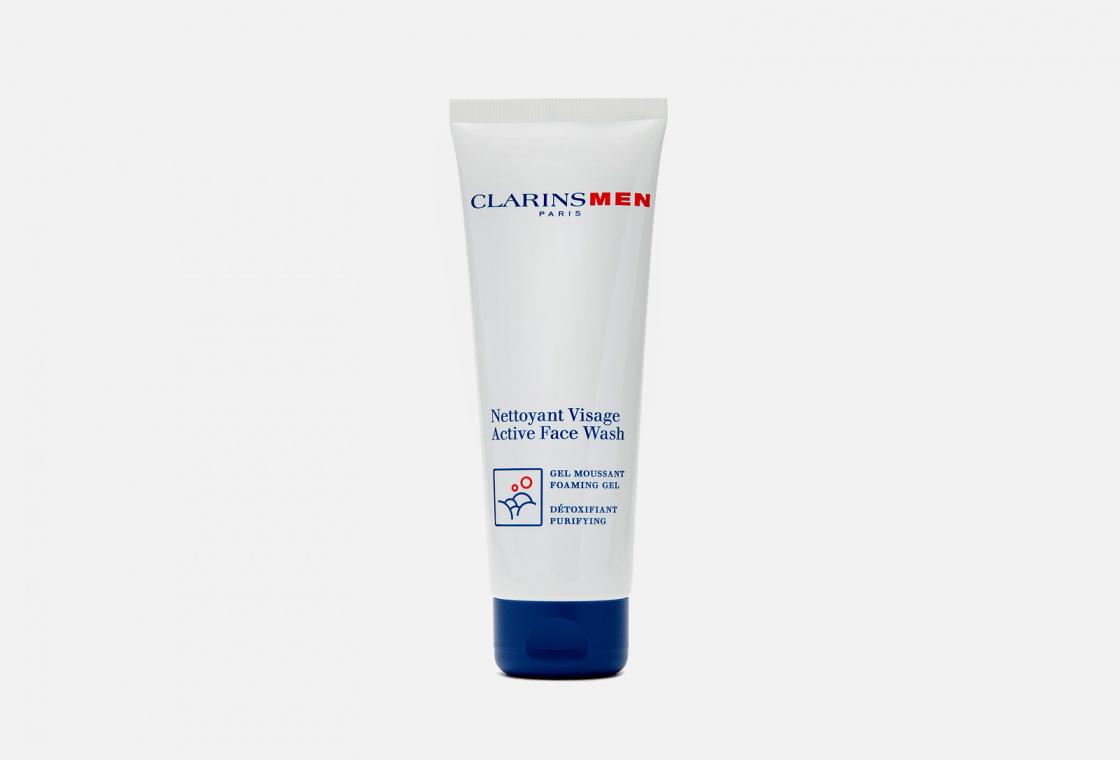 Очищающий гель для умывания Clarins Nettoyant Visage
