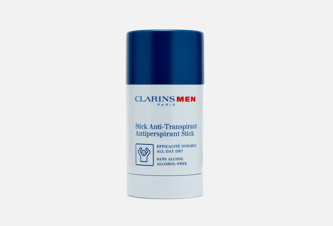 Дезодорант-стик антиперспирант Clarins Stick Antiperspirant
