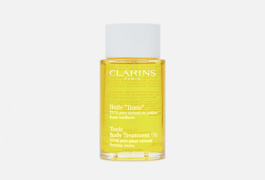 Тонизирующее масло для тела Clarins Tonic