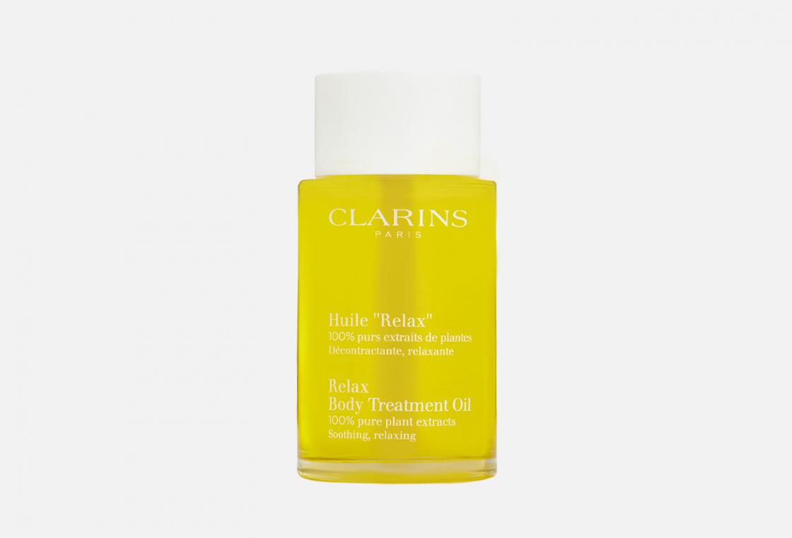 Расслабляющее масло для тела Clarins Relax