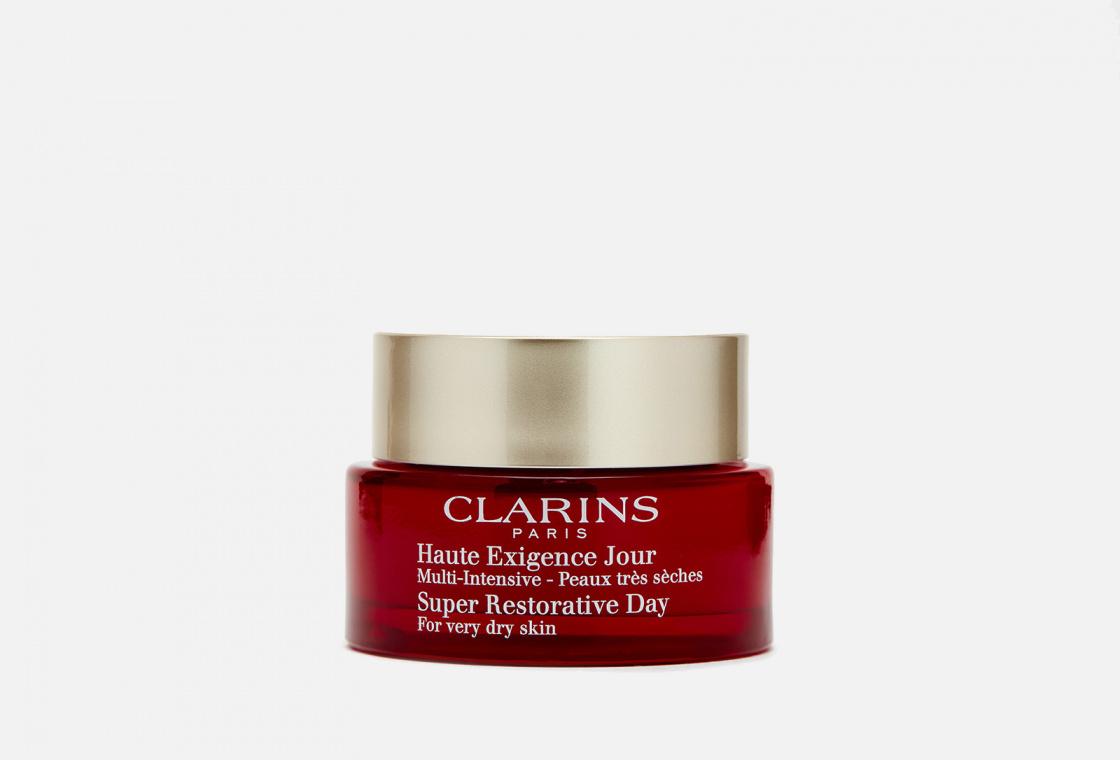 Восстанавливающий дневной крем  для сухой кожи  Clarins Multi-Intensive