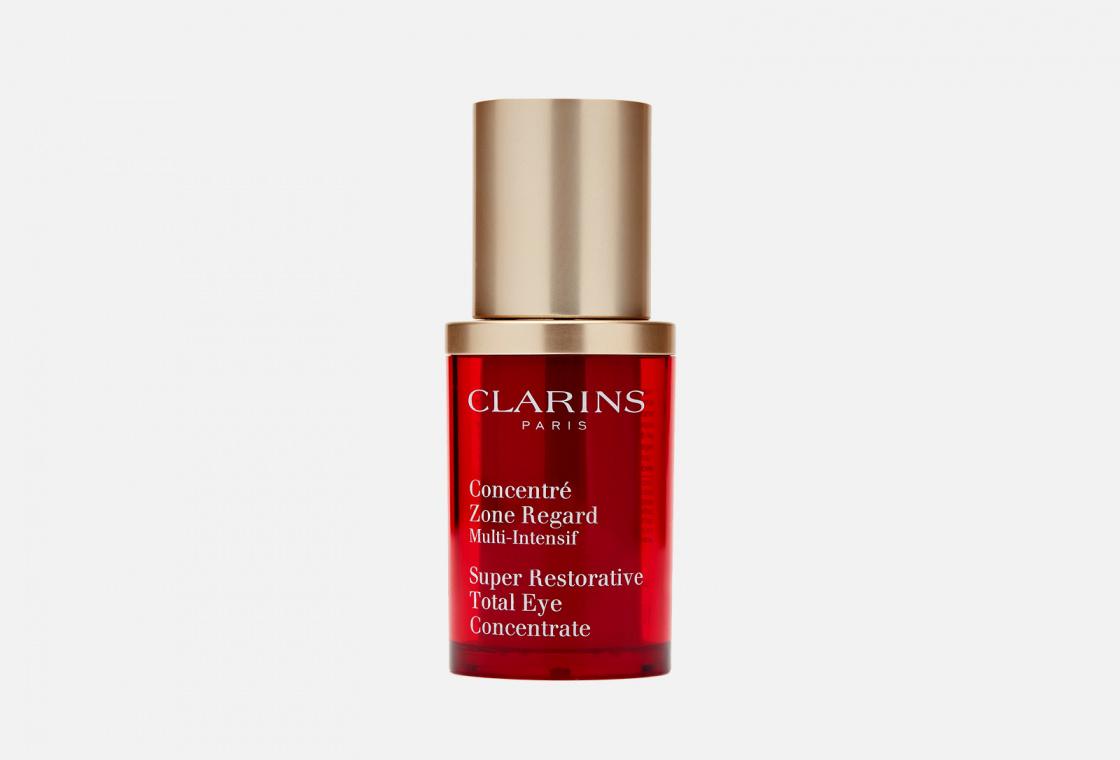 Восстанавливающий концентрат для ухода за кожей вокруг глаз Clarins Multi-Intensive