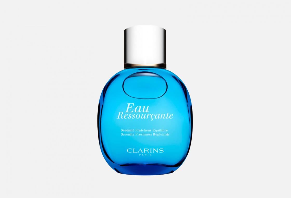 Расслабляющая и восстанавливающая вода Clarins Eau Ressourçante