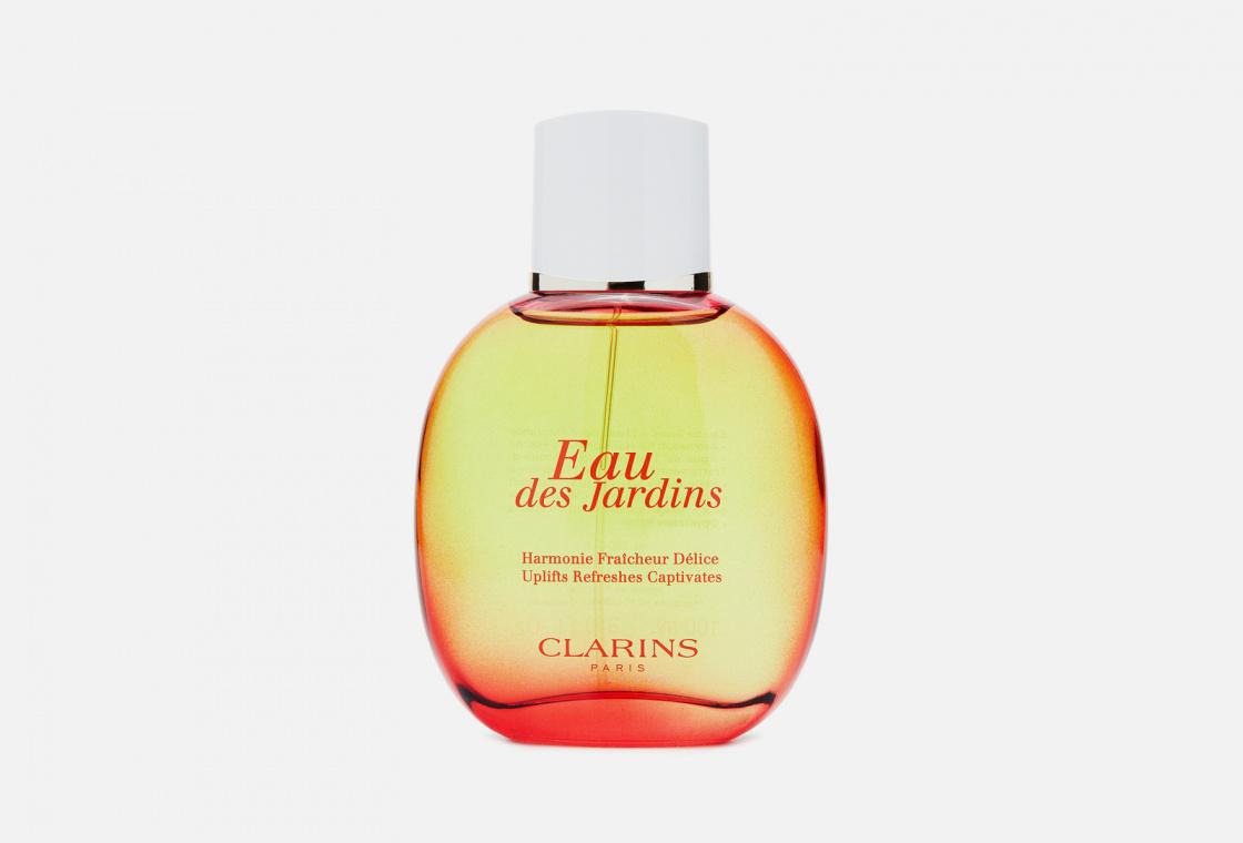 Фруктовая вода Clarins Eau des Jardins