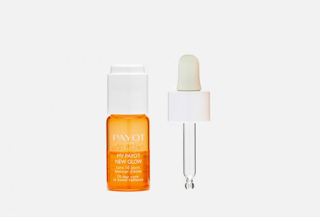 Концентрат-активатор с витамином C для сияния кожи  PAYOT NEW GLOW