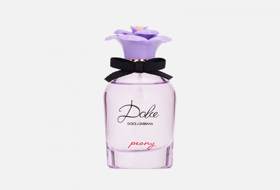 Парфюмерная вода DOLCE&GABBANA DOLCE PEONY