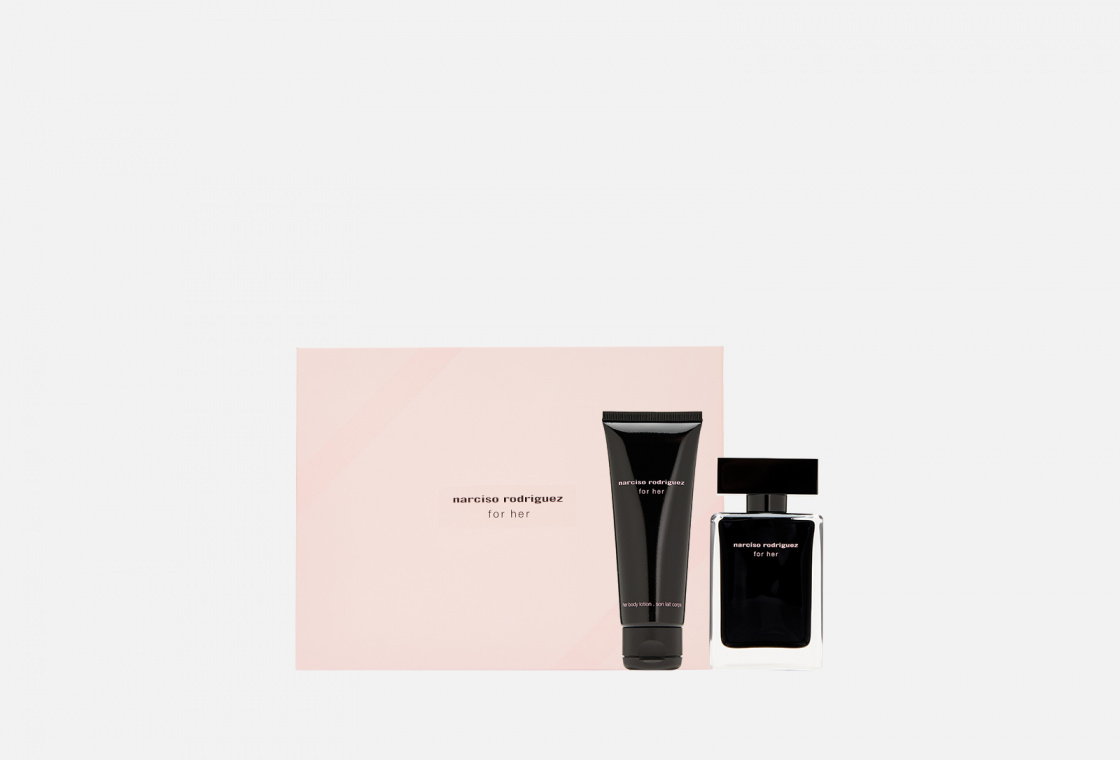 Набор Narciso Rodriguez FOR HER