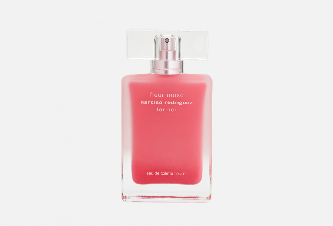 Туалетная вода Narciso Rodriguez FOR HER FLEUR MUSC FLORAL