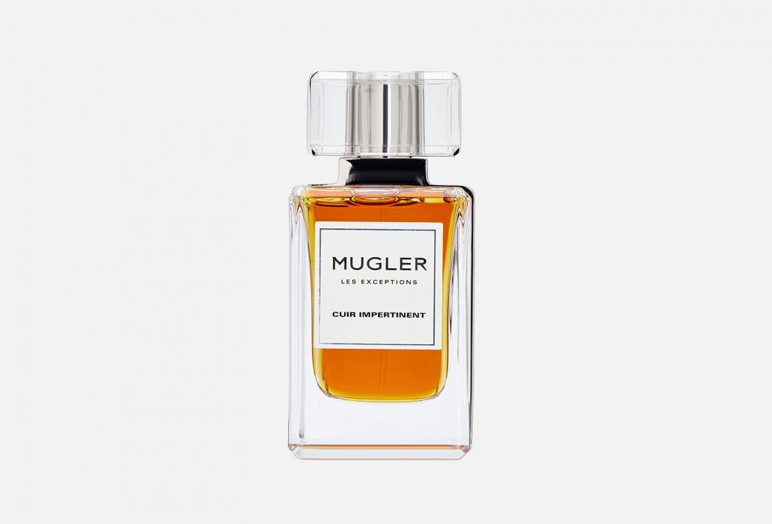 Парфюмерная вода  Mugler Les Exceptions Cuir Impertinent