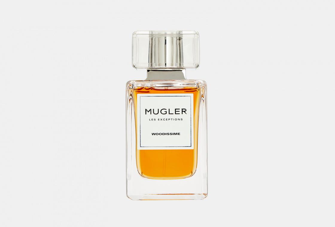 Парфюмерная вода  Mugler Les Exceptions Woodissime