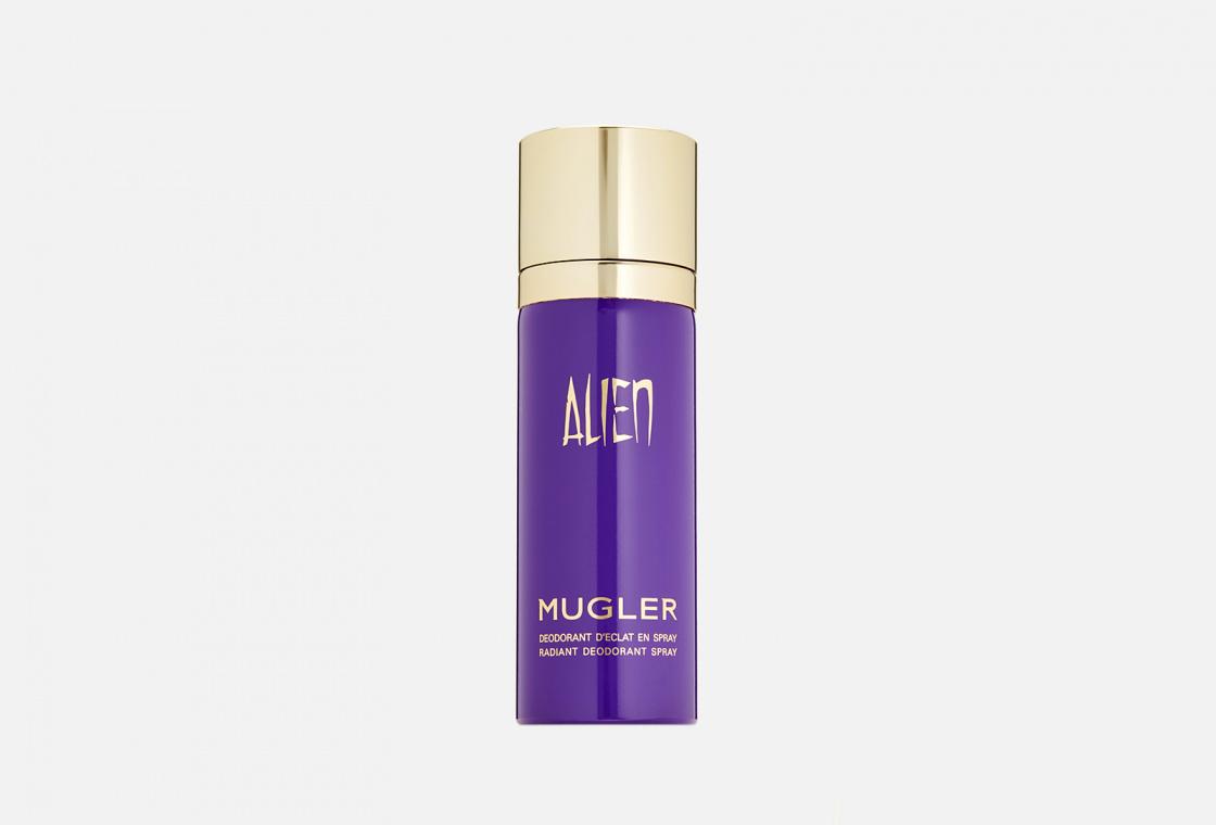 Парфюмированный дезодорант-спрей Mugler Alien