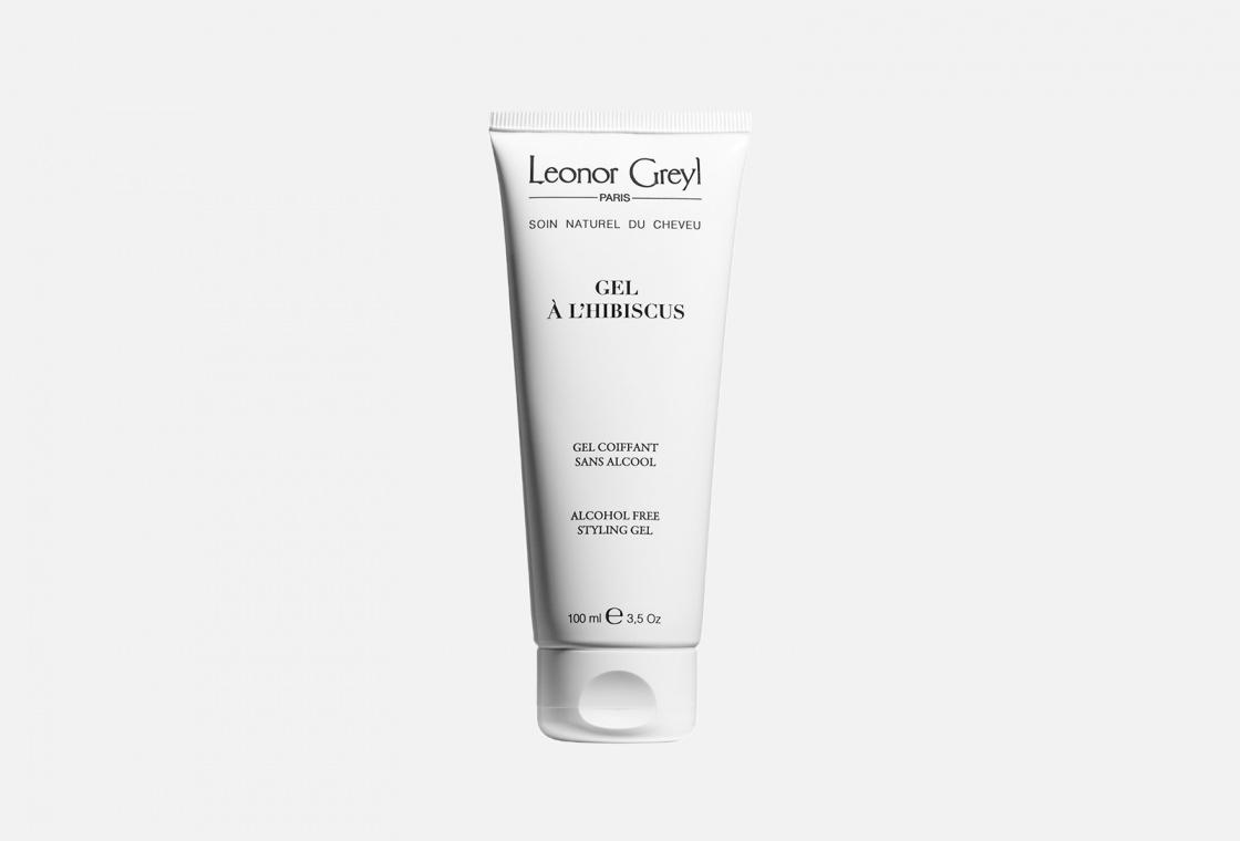 Гель для укладки волос с гибискусом Leonor Greyl GEL A L'HIBISCUS