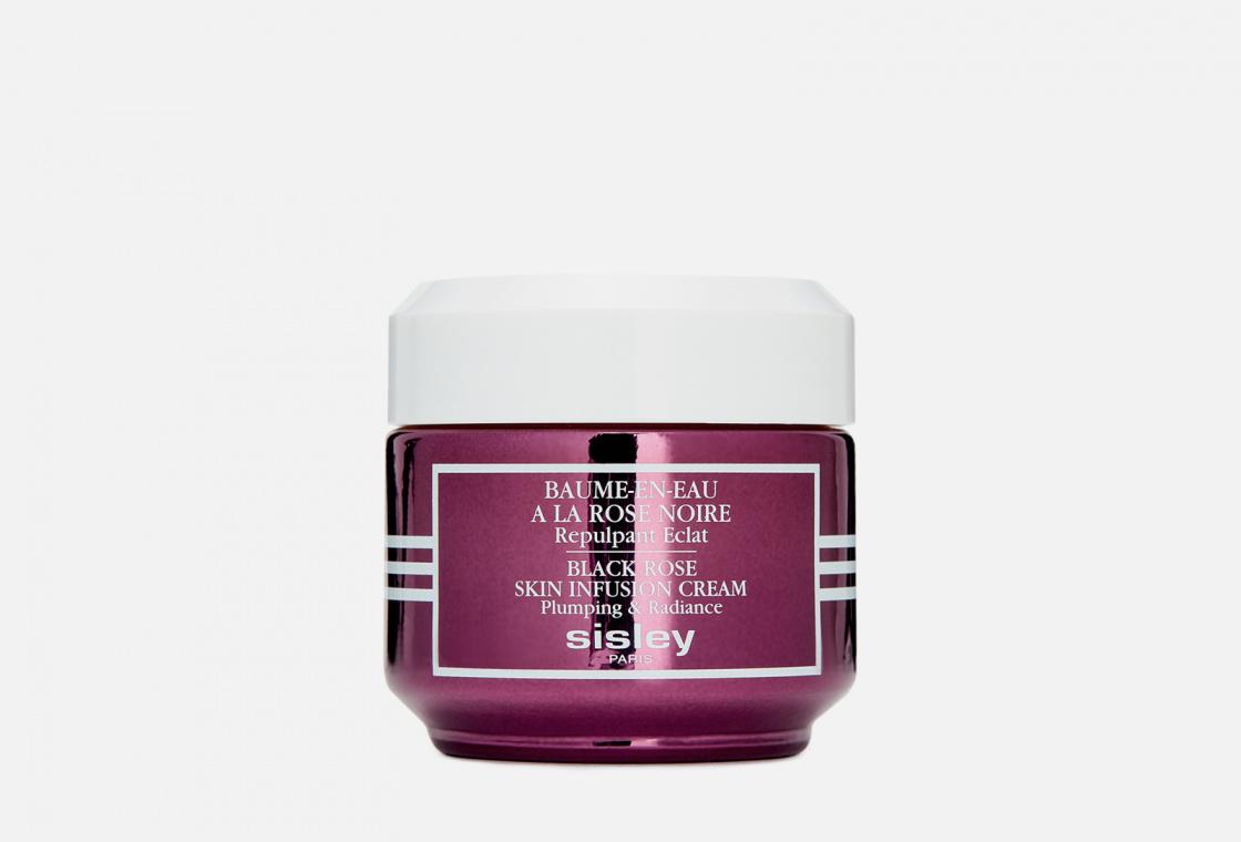 Крем с экстрактом Черной Розы  Sisley Black Rose Skin Infusion Cream