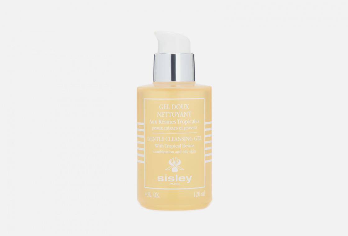 Гель для лица очищающий Sisley Gentle Cleansing Gel With Tropical Resins