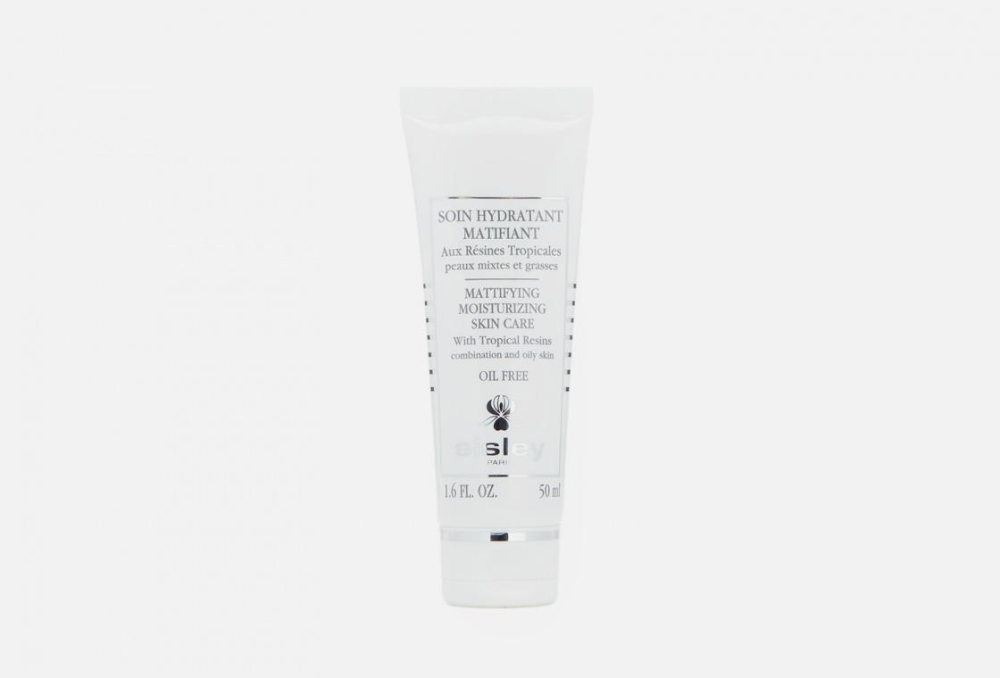 Увлажняющий матирующий крем для лица на тропических смолах Sisley Mattifying Moisturizing Skin Care With Tropical Resins
