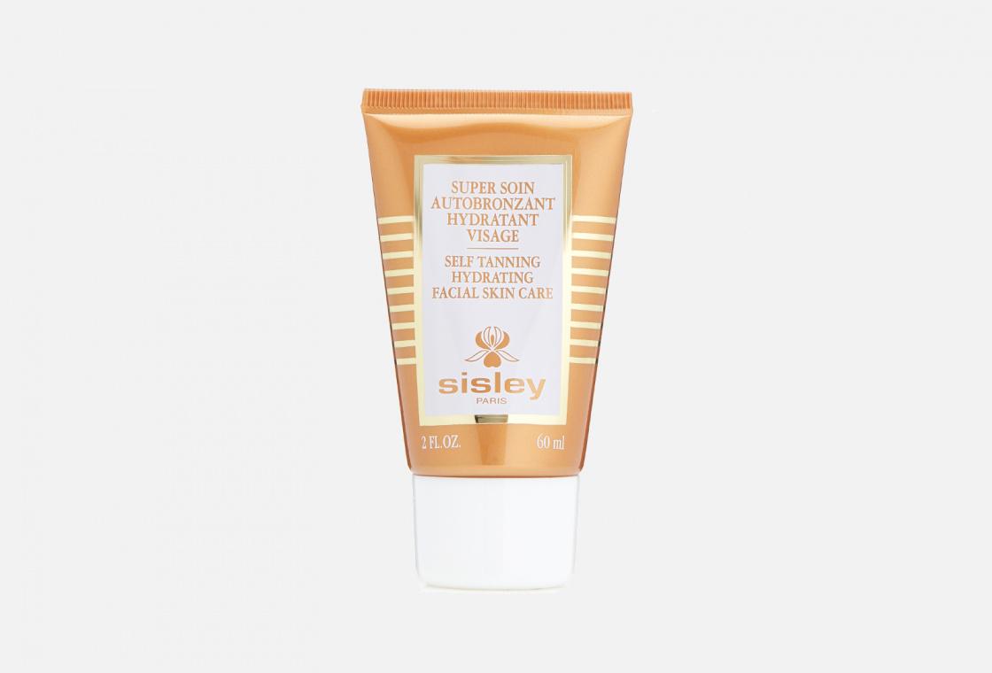 Увлажняющий суперкрем для лица с эффектом автозагара Sisley Self Tanning Facial Skincare