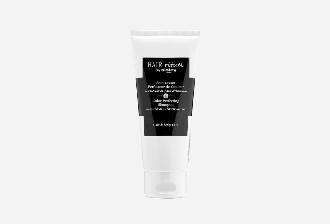 Шампунь для окрашенных волос с экстрактом гибискуса Sisley Color perfecting shampoo