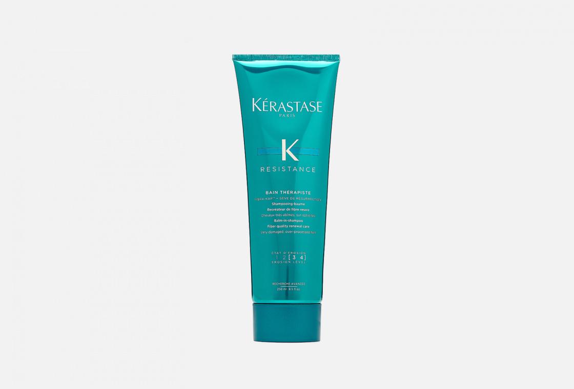 Шампунь для сильно поврежденных волос Kerastase Therapiste