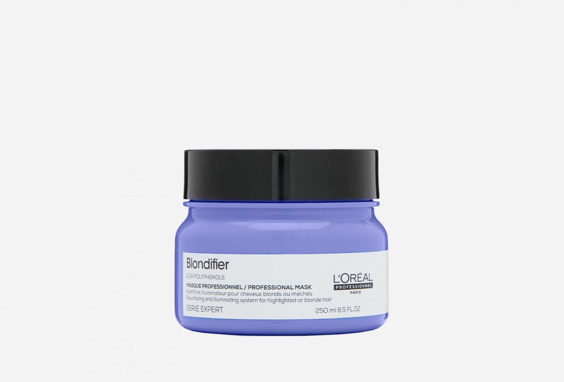 Маска для осветленных и мелированных волос L'Oreal Professionnel Mask Blondifier Gloss